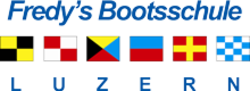 Fredy's Bootsschule Logo